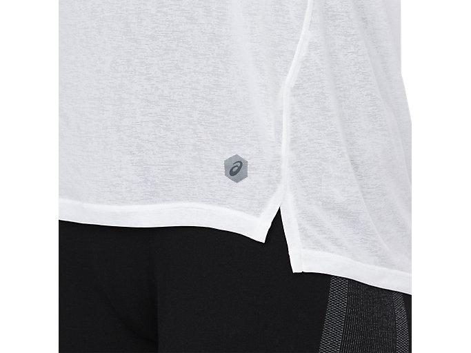 Alternative image view of COOL TANKTOP, BRILLIANT WHITE