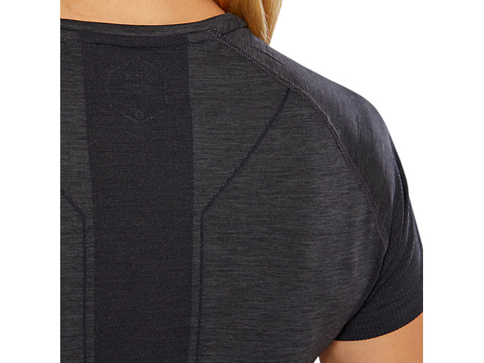 Alternative image view of GEL-COOL SS TOP, PERFORMANCE BLACK