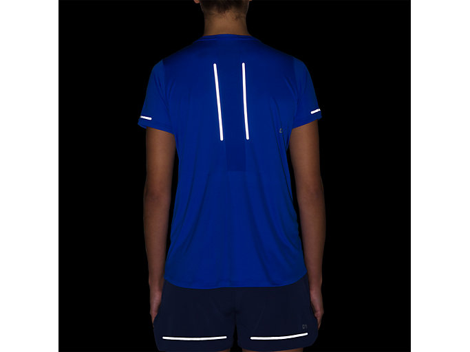 Alternative image view of LITE-SHOW SS TOP, ILLUSION BLUE