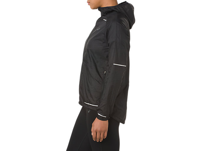 Side view of Lite-Show Jacket