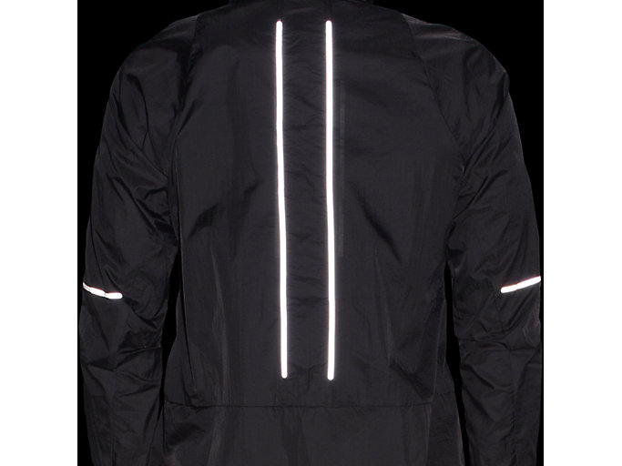 Alternative image view of LITE-SHOW JACKET, PERFORMANCE BLACK