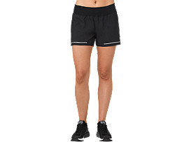 LITE-SHOW 3.5IN SHORT, Performance Black