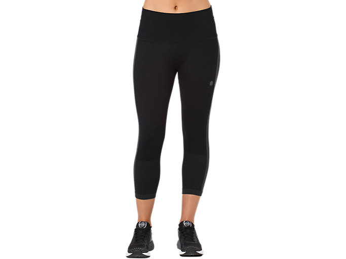 94191ff8c9e2b9 COOL CAPRI | Women | PERFORMANCE BLACK | Women's Tights & Leggings ...
