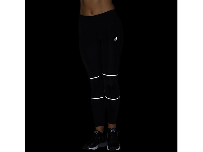 Alternative image view of LITE-SHOW 7/8 LEGGINS, SP PERFORMANCE BLACK