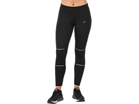 LITE-SHOW 7/8 LEGGINS, SP PERFORMANCE BLACK