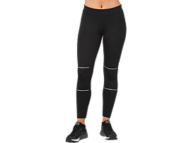 LITE-SHOW 7/8 LEGGINS, PERFORMANCE BLACK