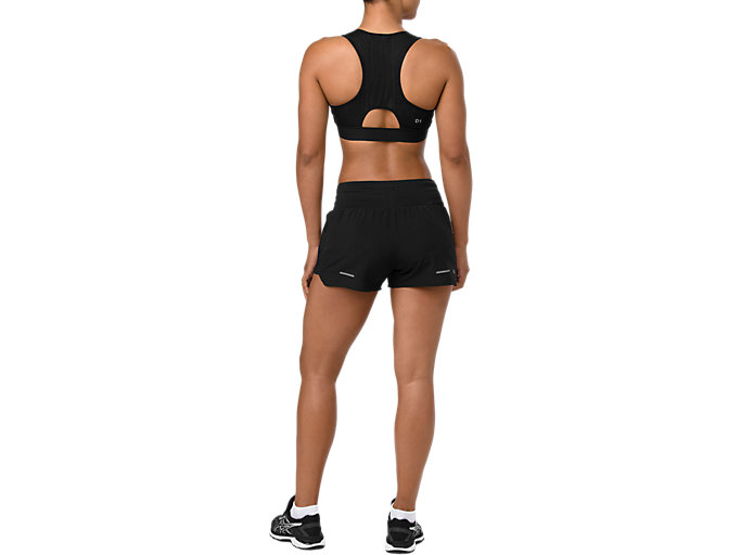 Back view of BRA, SP PERFORMANCE BLACK