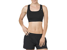RUN BRA, PERFORMANCE BLACK