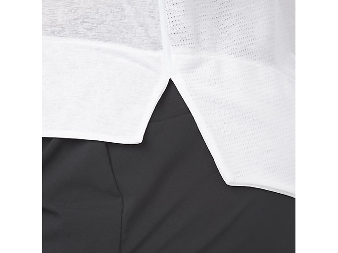 Alternative image view of CROP TOP, BRILLIANT WHITE