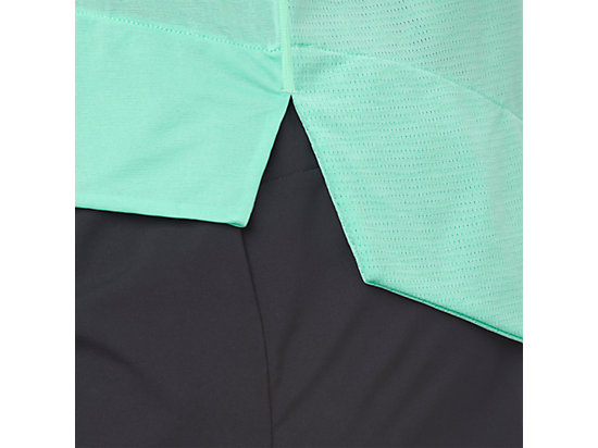 CROP TOP OPAL GREEN