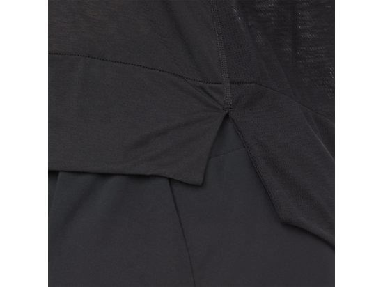 CROP TOP PERFORMANCE BLACK