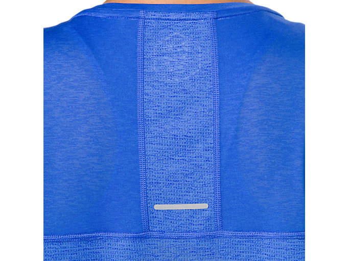 Alternative image view of CROP TOP, ILLUSION BLUE