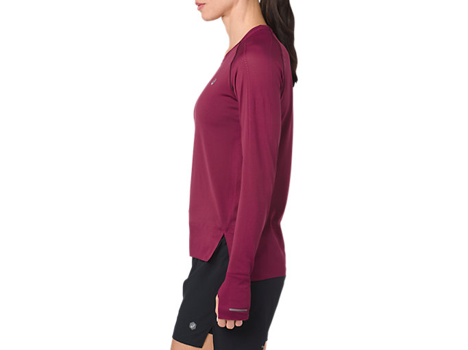 Alternative image view of SEAMLESS LS, CORDOVAN