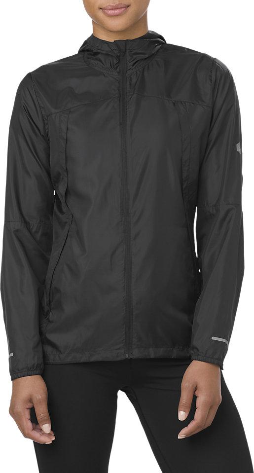 Packable Jacket Performance Black 3 FT