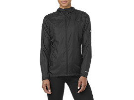 CHAQUETA PLEGABLE, PERFORMANCE BLACK