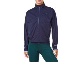 ACCELERATE JACKET, PEACOAT