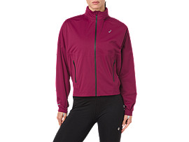 Front Top view of ACCELERATE JACKE, CORDOVAN