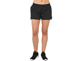 3,5IN SHORT WOVEN, PERFORMANCE BLACK