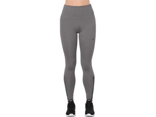 HIGHWAIST TIGHT, Carbon / Linear Carbon