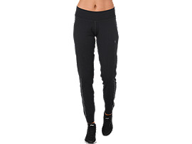 KNIT PANT, PERFORMANCE BLACK