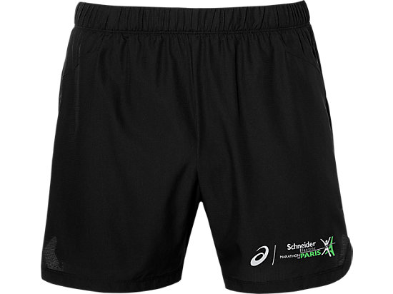 COOL 2-N-1 5IN SHORT, PERFORMANCE BLACK