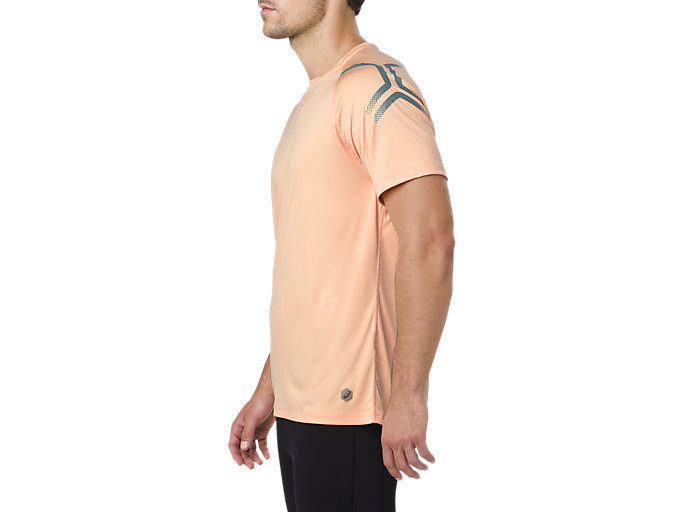 Alternative image view of ICON SS TOP, APRICOT ICE
