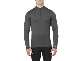 LONG SLEEVED 1/2 ZIP JERSEY