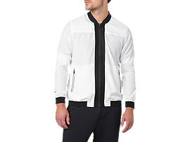 BOMBER JACKET, BRILLIANT WHITE
