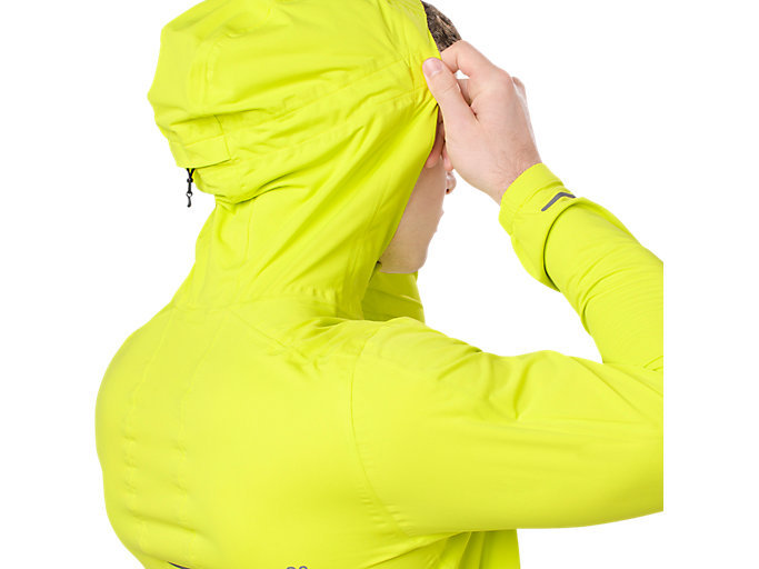Alternative image view of ACCELERATE JACKET, SULPHUR SPRING
