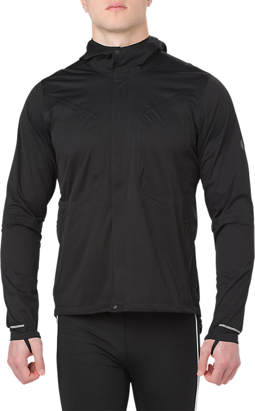 Accelerate Jacket Performance Black 3 FT