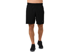 2-N-1 7IN SHORT, PERFORMANCE BLACK