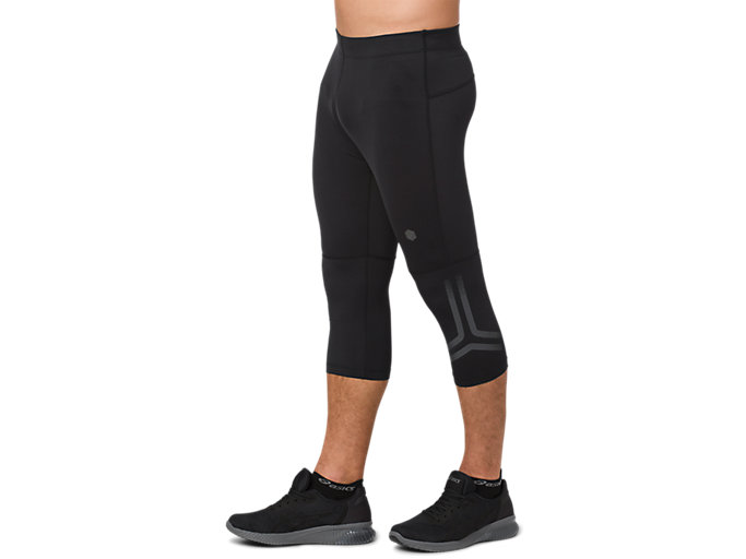 Alternative image view of ICON KNEETIGHT, PERFORMANCE BLACK / DARK GREY