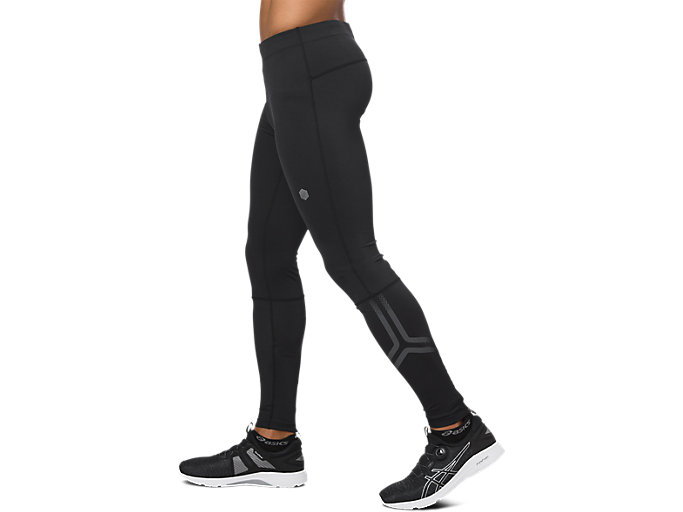Alternative image view of ICON TIGHT, PERFORMANCE BLACK / DARK GREY