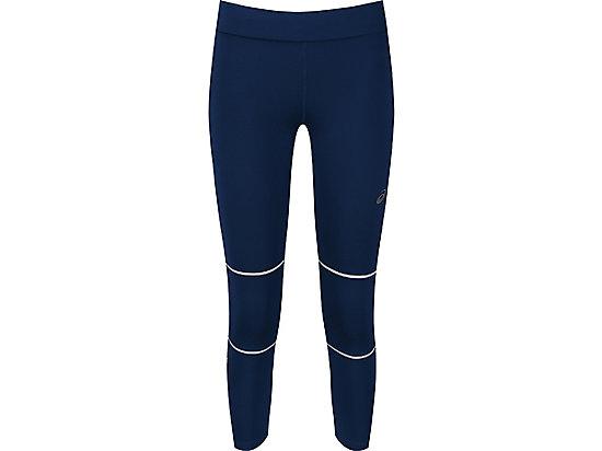 LITE-SHOW 7/8緊身褲 INDIGO BLUE