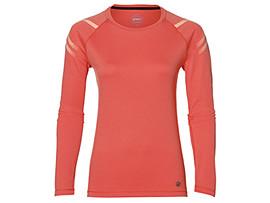 여성 아이콘 긴팔 티셔츠