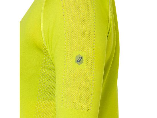 女無縫線長袖T恤 SULPHUR SPRING