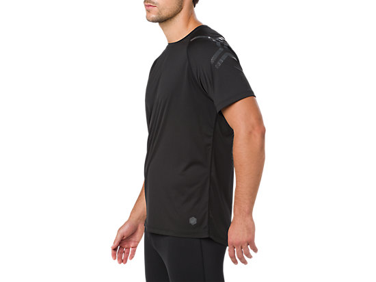 ICON SS TOP PERFORMANCE BLACK