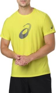 慢跑印花T恤