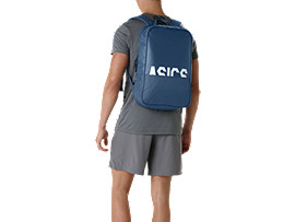 TR CORE BACKPACK, DARK BLUE