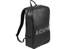 Front Top view of TR CORE BACKPACK, PERFORMANCE BLACK