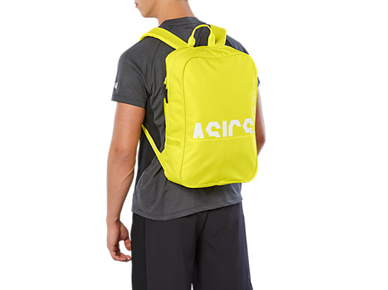 TR CORE BACKPACK, LEMON SPARK