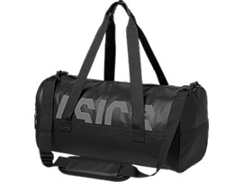 Front Top view of TR CORE HOLDALL M, PERFORMANCE BLACK