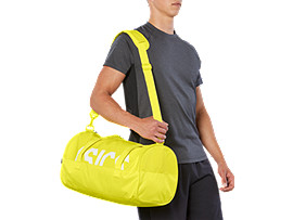 Front Top view of TR CORE HOLDALL M, LEMON SPARK