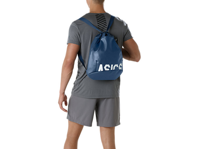 Alternative image view of TR CORE GYMSACK, DARK BLUE