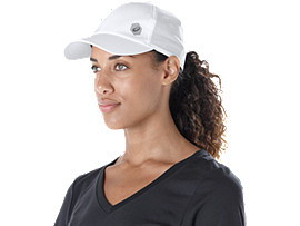 Alternative image view of ESSENTIALS CAP, BRILLIANT WHITE