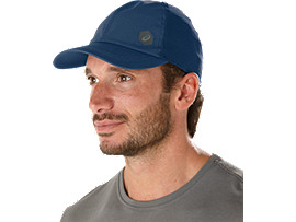 Alternative image view of ESSENTIAL CAP, DARKBLUE