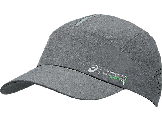RUNNING CAP, Carbon
