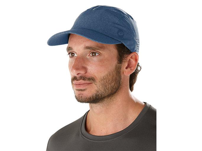 RUNNING CAP, DARK BLUE