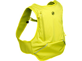 Front Top view of RUNNING BACKPACK, SULPHUR SPRING