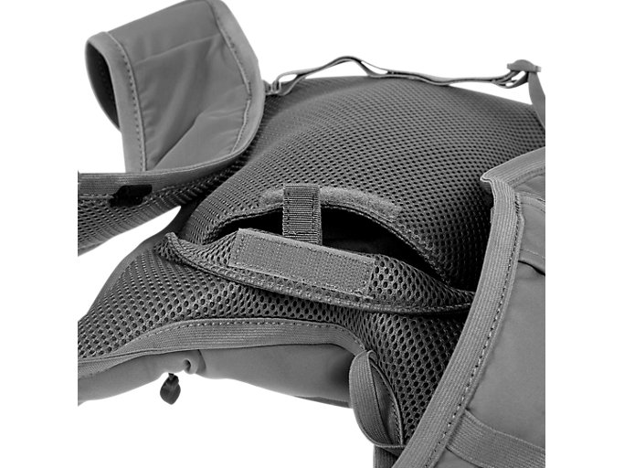 Alternative image view of RUNNING BACKPACK, CARBON